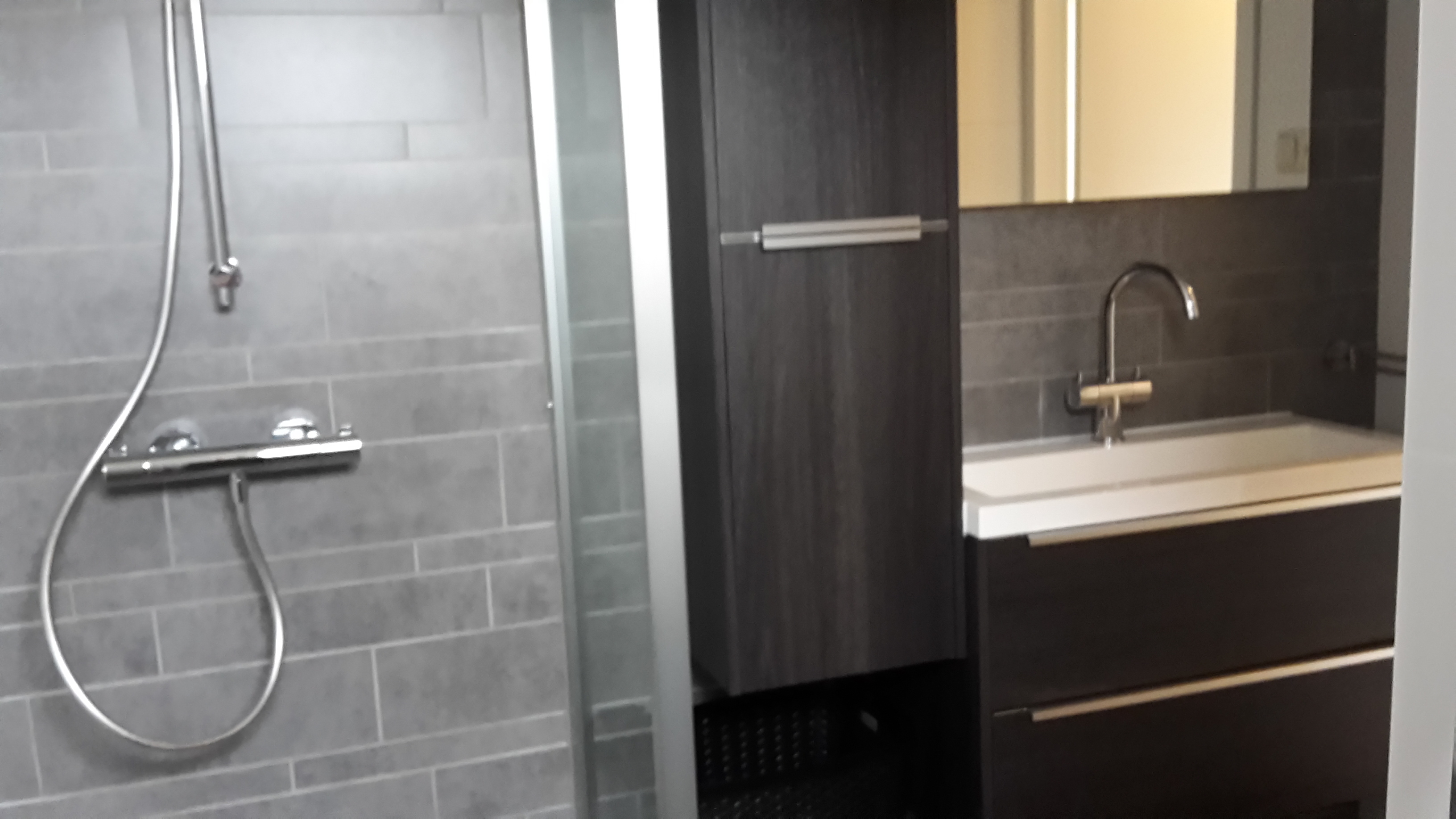 Wildverband Tegels Badkamer : Badkamer leek t riemersma bouw onderhoud